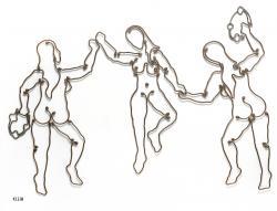 """נשים רוקדות -148/114 ס""""מ"""